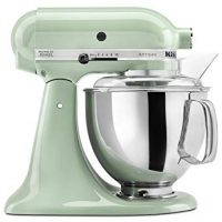 KitchenAid Artisan Series 5-Qt. Stand Mixer with Pouring Shield - Pistachio